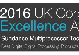 Sundance Multiprocessor Technology Ltd-UK Corporate Excellence Awards (UK160009) Winners Logo