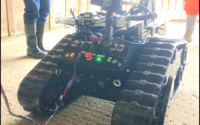 From monitoring grape vines to surveying underground mines, Sundance gives precision robotics the edge