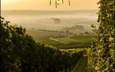 Ainstein High Precision Crop Monitoring Drone Solution