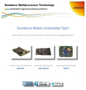 November 2015 – Sundance Makes Embedded 'Spin'