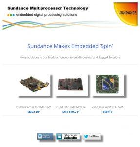 November 2015 – Sundance Makes Embedded 'Spin'
