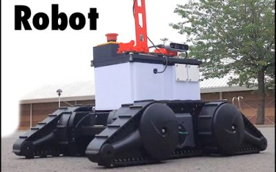 ARISE Project Flipper Robot