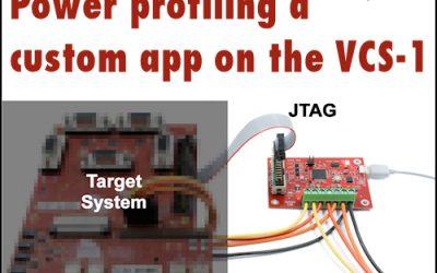 HiPEAC internship report – Power profiling a custom app on the VCS-1