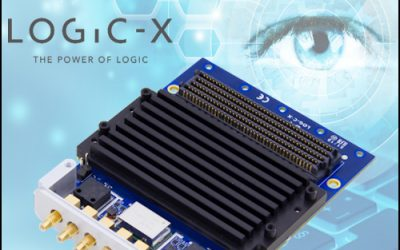 Logic-X FMC board replacements for 4DSP/Abaco Systems parts