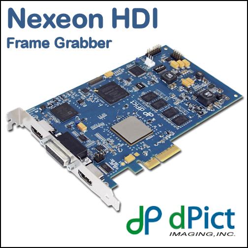 Product spotlight – dPict Imaging Nexeon HDI
