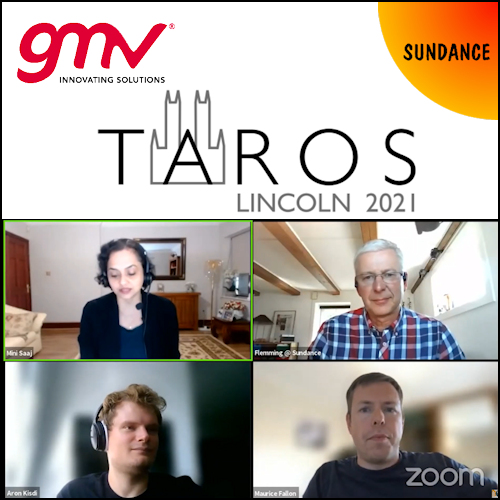 TAROS 2021 Conference – Industry & Research Showcase Day