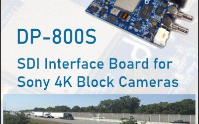 DP-800S interface board