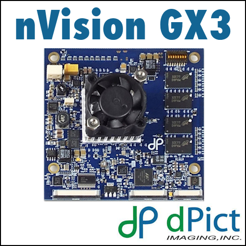 nVision GX3 – High-Definition Video Recording Modules
